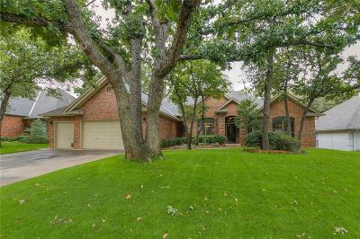 Edmond Single Family Home For Sale: 2301 Powderhorn