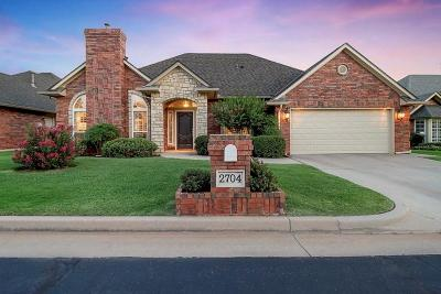 Edmond Single Family Home For Sale: 2704 NW 152nd Terrace