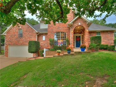Edmond Single Family Home For Sale: 4001 Eaton Place