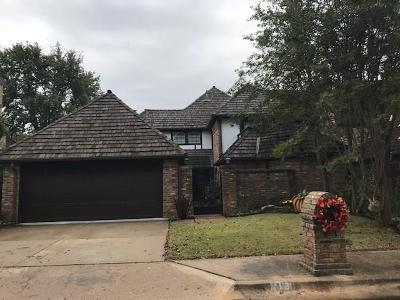 Norman Single Family Home For Sale: 3516 Stafford Drive