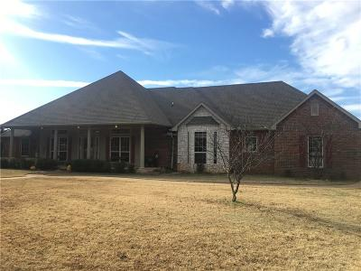 Blanchard OK Single Family Home For Sale: $359,900