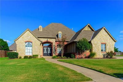Edmond Single Family Home For Sale: 4702 Branson Valley