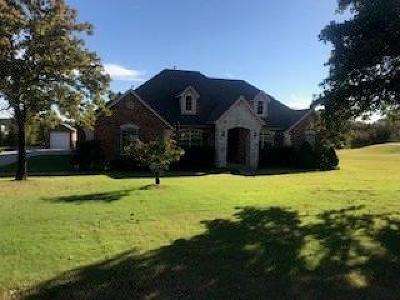 Choctaw Single Family Home For Sale: 640 Daniel Lee Drive