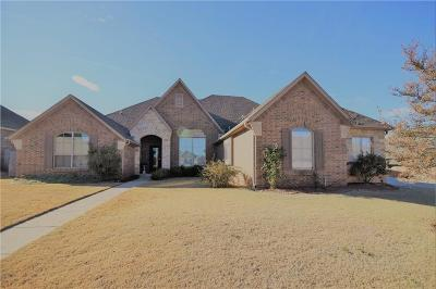 Edmond Single Family Home For Sale: 15317 Wilford Way