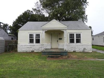 Canadian County, Oklahoma County Single Family Home For Sale: 4521 S Melrose Lane