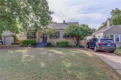 Oklahoma City Single Family Home For Sale: 708 NW 46th Street