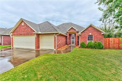 Oklahoma City Single Family Home For Sale: 11912 Copper Trails Lane