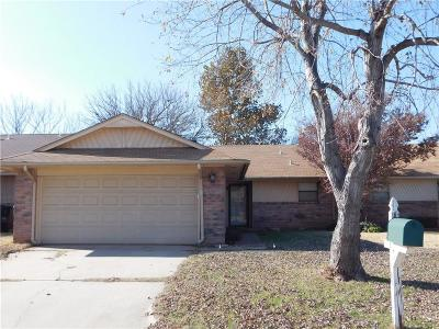 Oklahoma City Condo/Townhouse For Sale: 3729 Windswest Ct.
