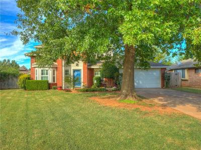 Edmond Single Family Home For Sale: 505 Blue Ridge Drive