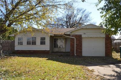 Canadian County, Oklahoma County Single Family Home For Sale: 1204 Northgate Terrace