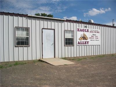 Sayre Commercial For Sale: 1314 N 4th Street