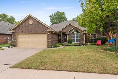 Oklahoma City OK Single Family Home For Sale: $209,500