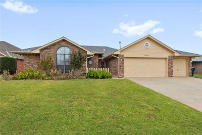 Oklahoma City Single Family Home For Sale: 8233 Wilshire Ridge Drive