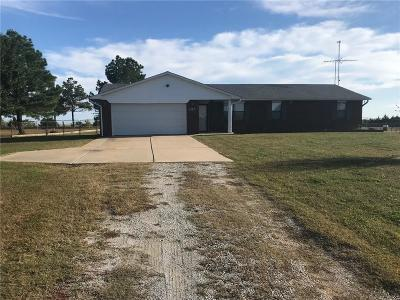 Lincoln County Single Family Home For Sale: 121 Jamestown
