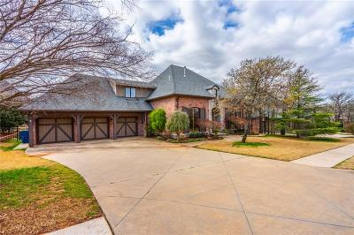 Oklahoma County Single Family Home For Sale: 2108 Woodcrest Lane