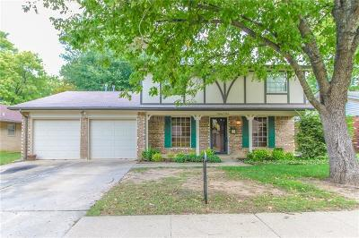 Norman Single Family Home For Sale: 1603 Cambridge Drive