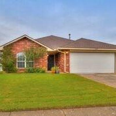 Norman Single Family Home For Sale: 1820 Creekside Drive