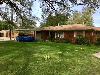 Oklahoma County Single Family Home For Sale: 4049 NW 19th