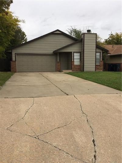Oklahoma City Single Family Home For Sale: 825 110th