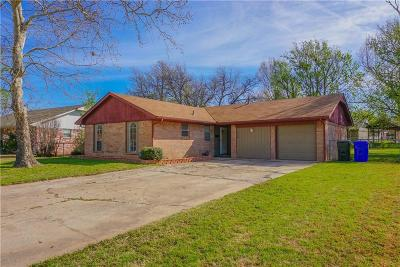 Norman Single Family Home For Sale: 125 Monroe Court