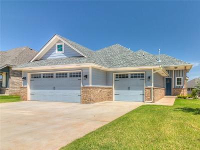 Oklahoma County Single Family Home For Sale: 18645 Groveton Boulevard