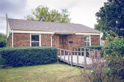 Midwest City Single Family Home For Sale: 312 E Douglas Drive