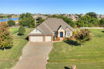 Edmond Single Family Home For Sale: 1851 Southerly Ridge