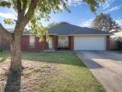 Moore Single Family Home For Sale: 1005 N Gale Avenue
