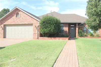 Altus Single Family Home For Sale: 3005 Mallard Court