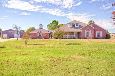Blanchard OK Single Family Home For Sale: $298,000