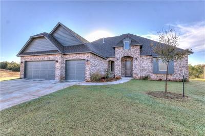 Edmond Single Family Home For Sale: 3008 Hunter Crest Drive