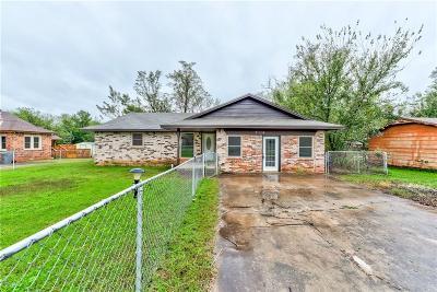 Oklahoma County Single Family Home For Sale: 9116 NE 46th Street