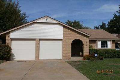 Oklahoma City Single Family Home For Sale: 1313 NW 105th Terrace