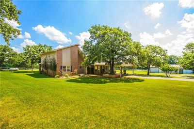 Blanchard OK Single Family Home For Sale: $369,000