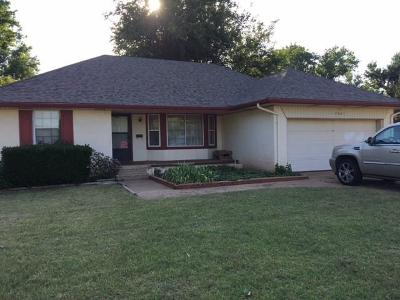 Oklahoma City Single Family Home For Sale: 7001 Berkley