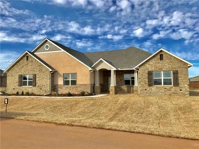 Norman Single Family Home For Sale: 18403 Tombstone Trail