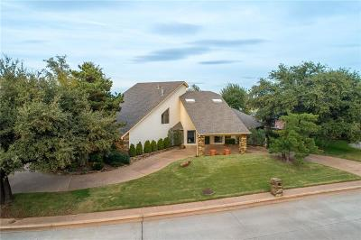 Edmond Single Family Home For Sale: 1301 Oak Tree Drive