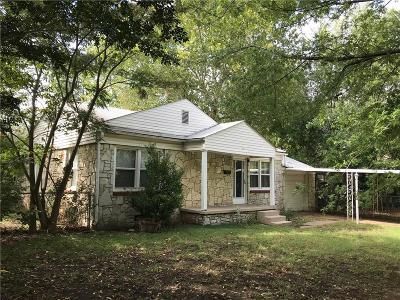Oklahoma City Single Family Home For Sale: 4632 SE 24th Street