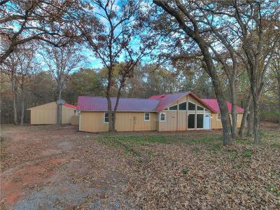 McLoud Single Family Home For Sale