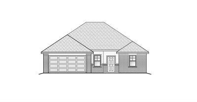 Edmond Single Family Home For Sale: 14450 Meadow Ridge Lane