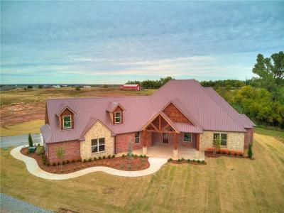 Single Family Home For Sale: 4401 S Banner Road
