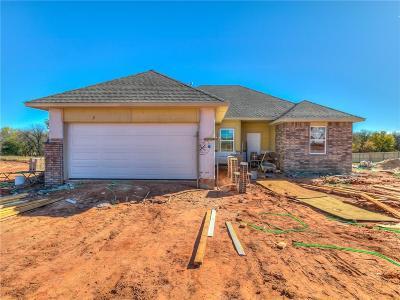 Edmond Single Family Home For Sale: 14550 Meadow Ridge Lane
