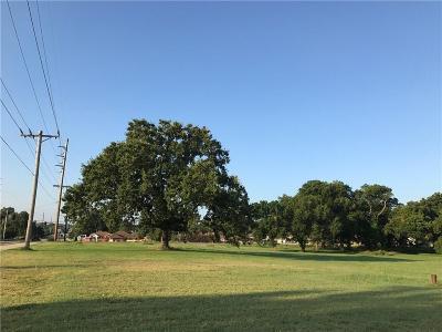 Shawnee Residential Lots & Land For Sale: 1601 N Bryan