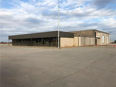 Weatherford Commercial For Sale: 1300 Lera