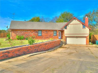 Stroud Single Family Home For Sale: 355397 E 840 Road