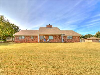 Choctaw Single Family Home For Sale: 1905 Shirley Drive