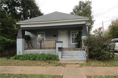 Chickasha Single Family Home For Sale: 320 S 8th Street