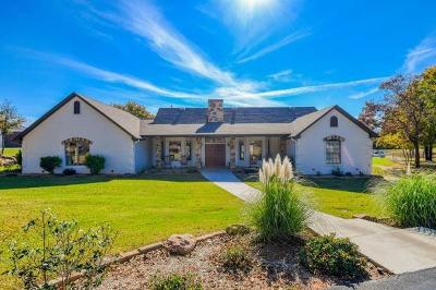 Blanchard OK Single Family Home For Sale: $749,900