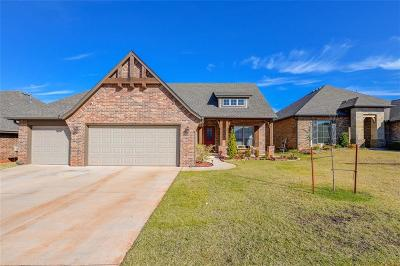 Moore Single Family Home For Sale: 1805 NE 26th Street