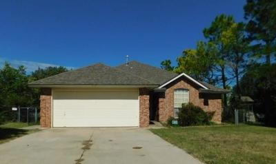 Midwest City Single Family Home For Sale: 6101 SE 8th Street